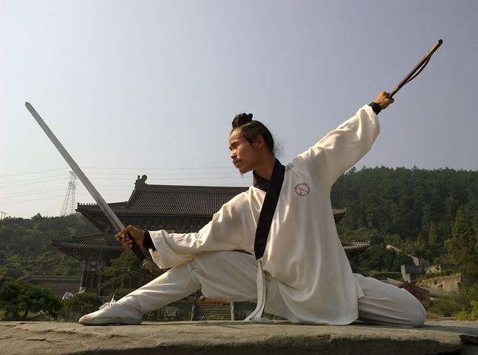 尹志杰—武当剑