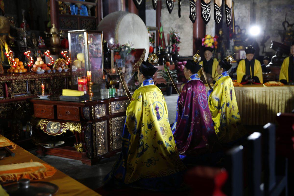 揭秘纪录片《这里是中国》中的太极之美,武当神韵