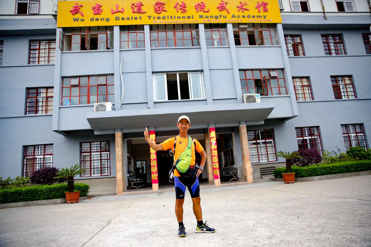 每天1个马拉松,坚持300天,59岁的太极爱好者林建书写不一样的42.195公里