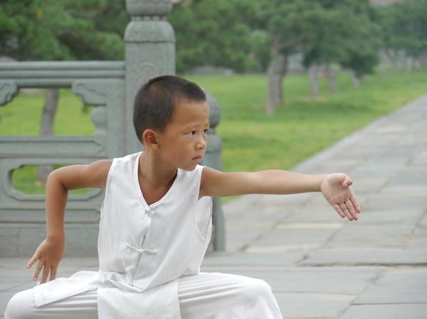 少儿基础班,武当道教传统武术馆