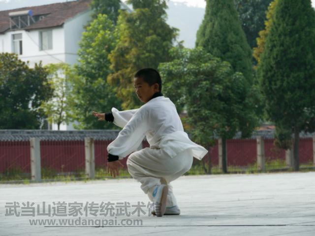 传统武当武术
