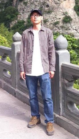 端午节游武当山有感-摘自新疆学员苏刚