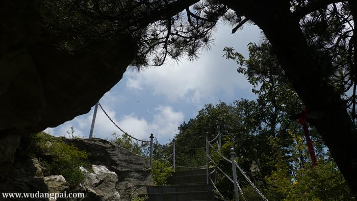 """""""挑战赛武当-登顶1723""""活动游纪"""