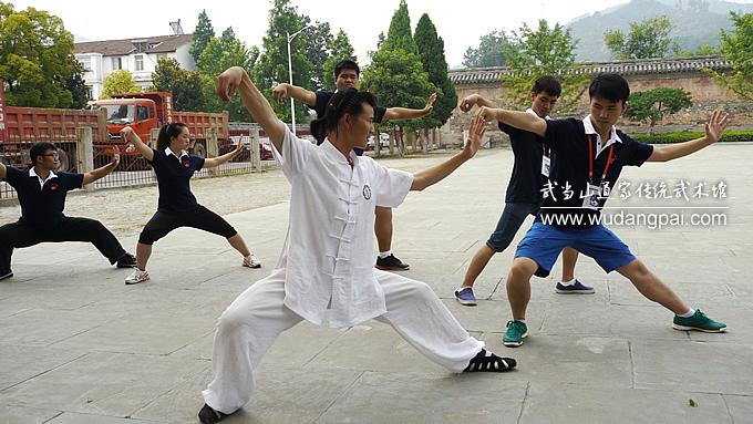 中华全国体育基金会和武汉体院组团至我馆做非物质文化遗产调研