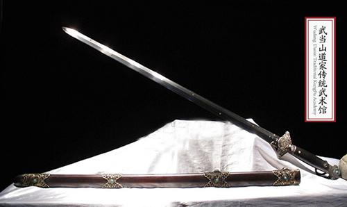 太极剑训练方法