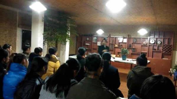 传统文化之归去来--武当山道家传统武术馆教练会议有感