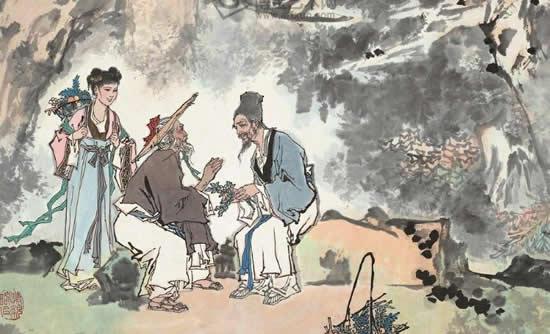 这些历史名人,他们原来是道士!