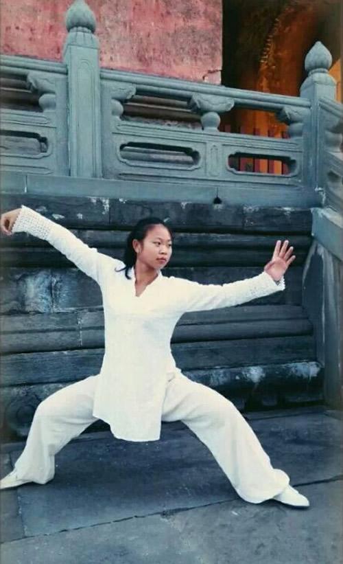 我的功夫梦--传统班学员赵紫怡