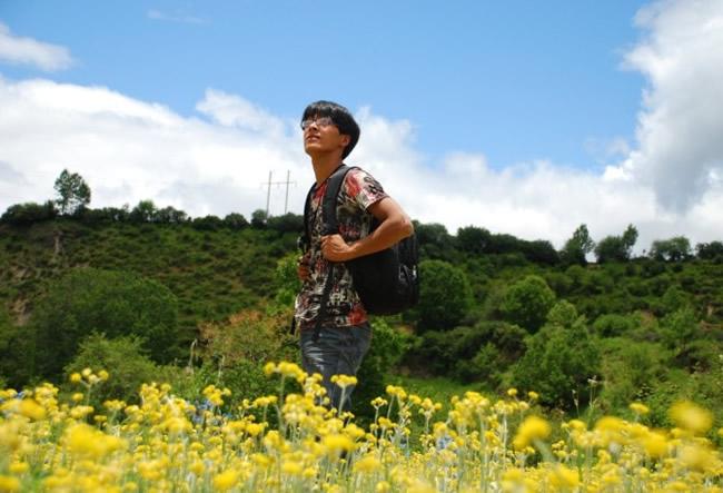 人生是一次旅行探险--传统班学员管文浩