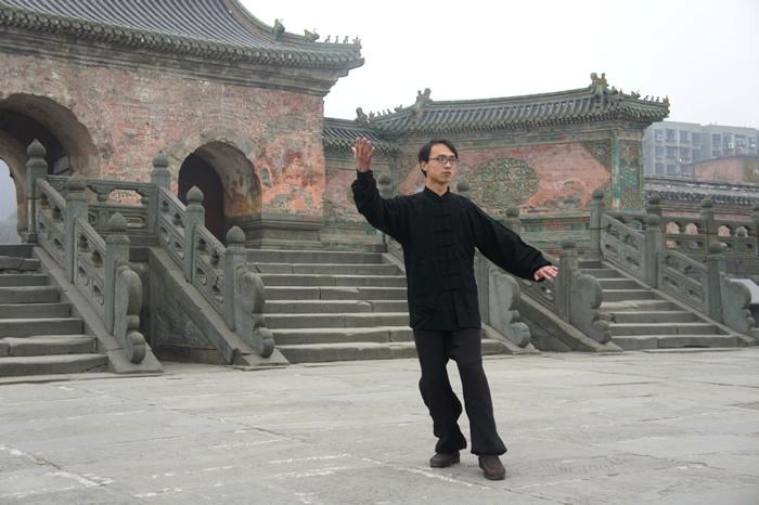 远方的家--养生班学员李坤
